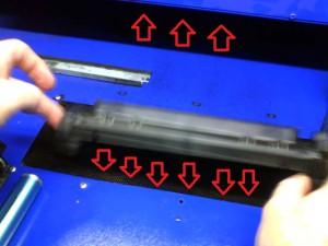 Заправка картриджа для лазерного принтера